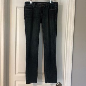 Amercrombie and Fitch stretch skinny jeans